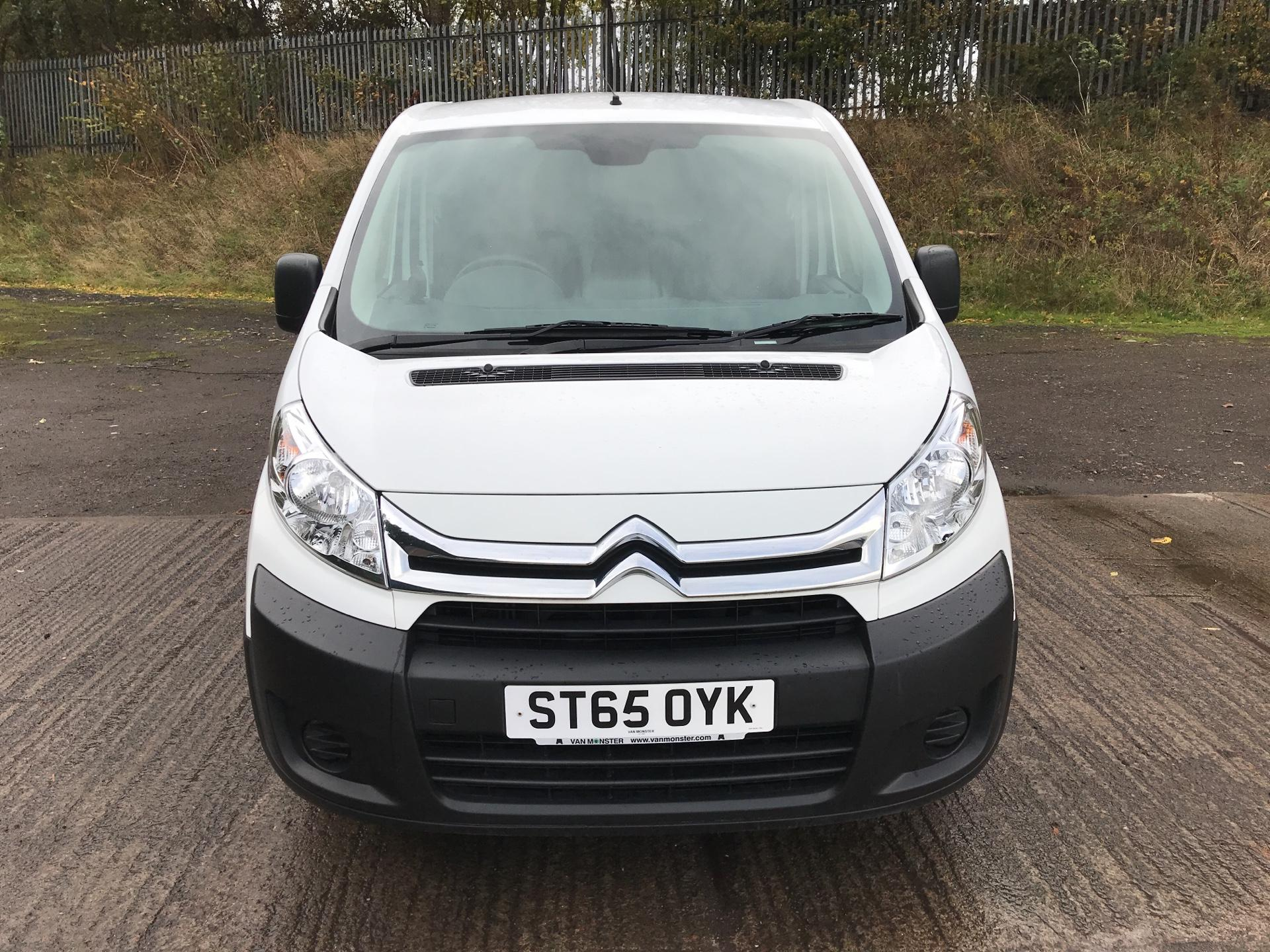 2015 Citroen Dispatch L2 DIESEL 1200 HDI 125PS H1 VAN ENTERPRISE EURO 5 (ST65OYK) Image 8
