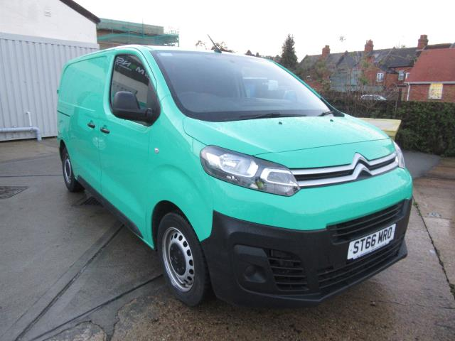 2016 Citroen Dispatch M DIESEL 1000 1.6 BLUEHDI 115 VAN X EURO 6 (ST66MRO)