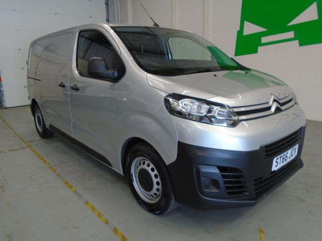2016 Citroen Dispatch 1000 1.6 Bluehdi 95 Van X (ST66JCV)