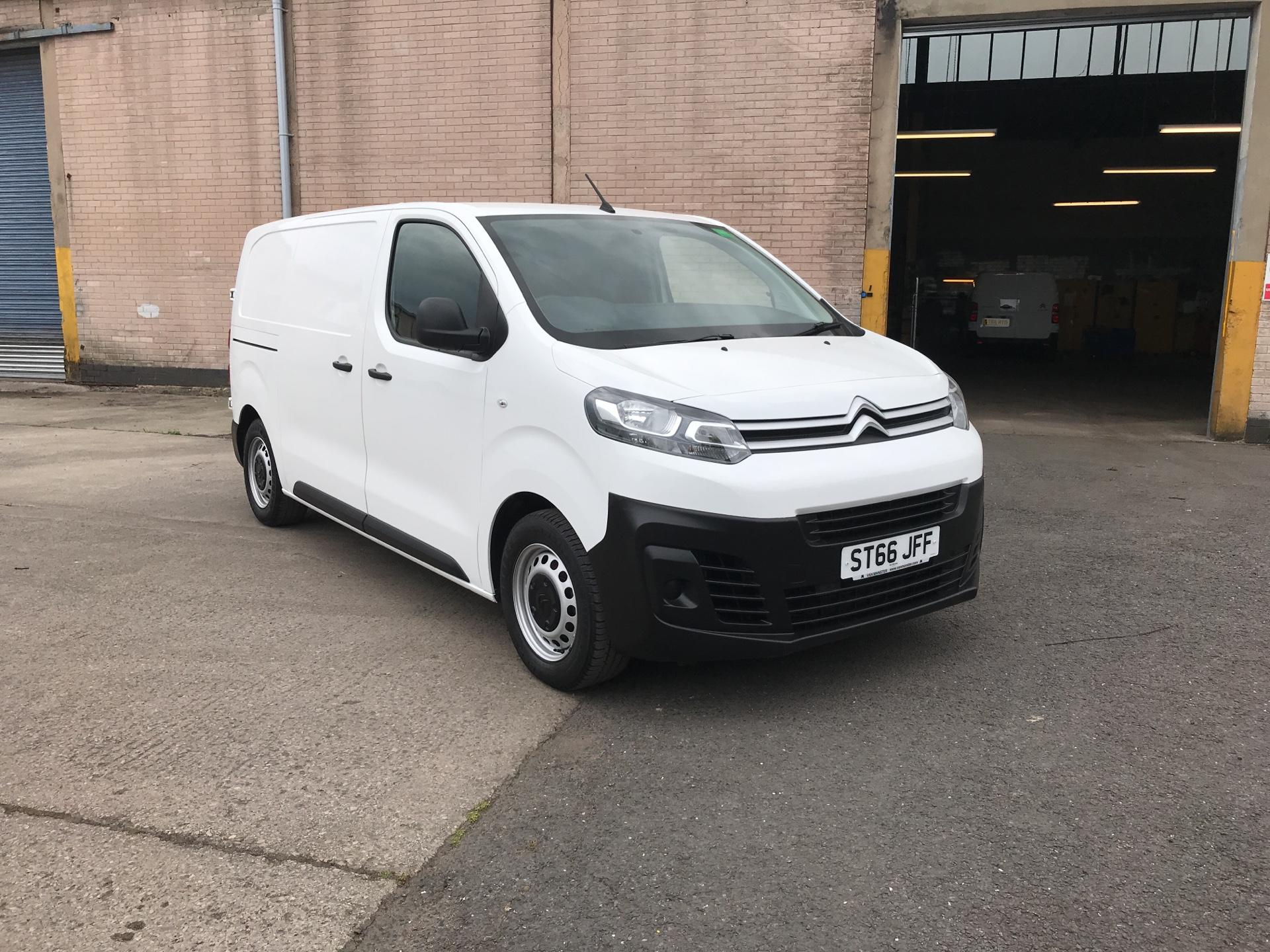 2016 Citroen Dispatch M DIESEL 1000 1.6HDI BLUE 95PS VAN X (ST66JFF)