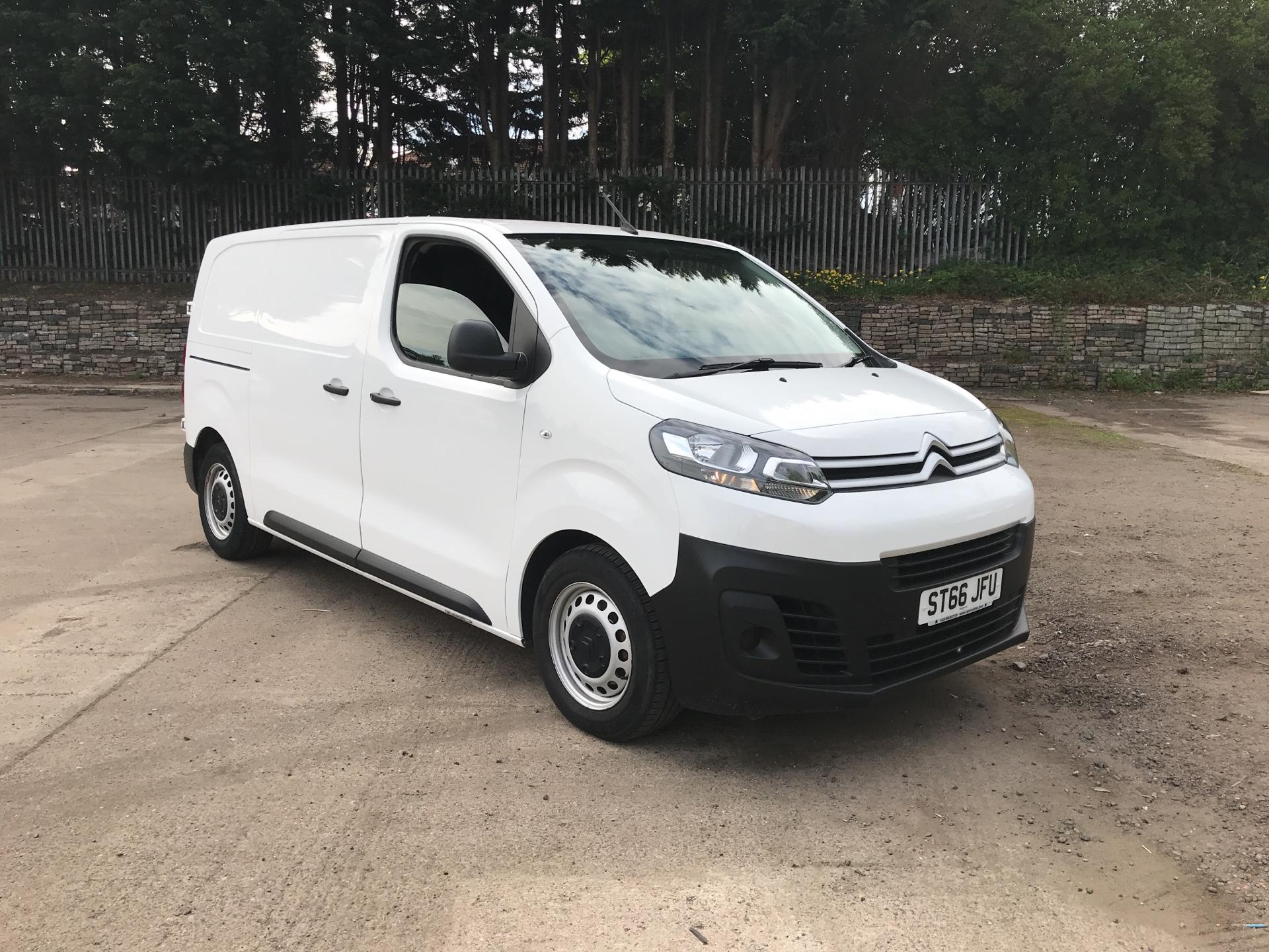 2016 Citroen Dispatch M DIESEL 1000 1.6 BLUEHDI 95PS VAN X EURO 6 (ST66JFU)