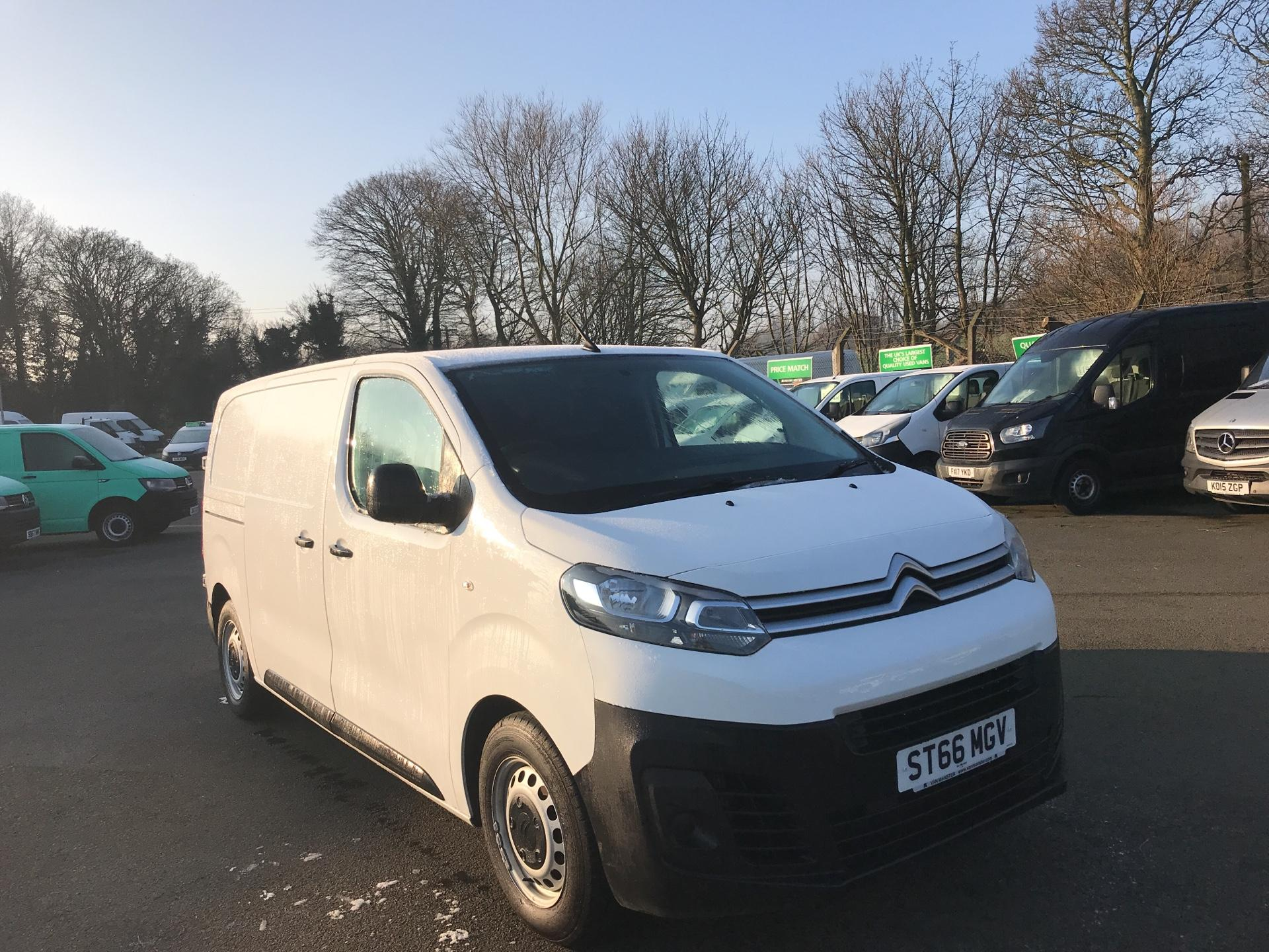 2016 Citroen Dispatch M Diesel 1000 1.6 BlueHDI 95 Van X EURO 6 (ST66MGV)