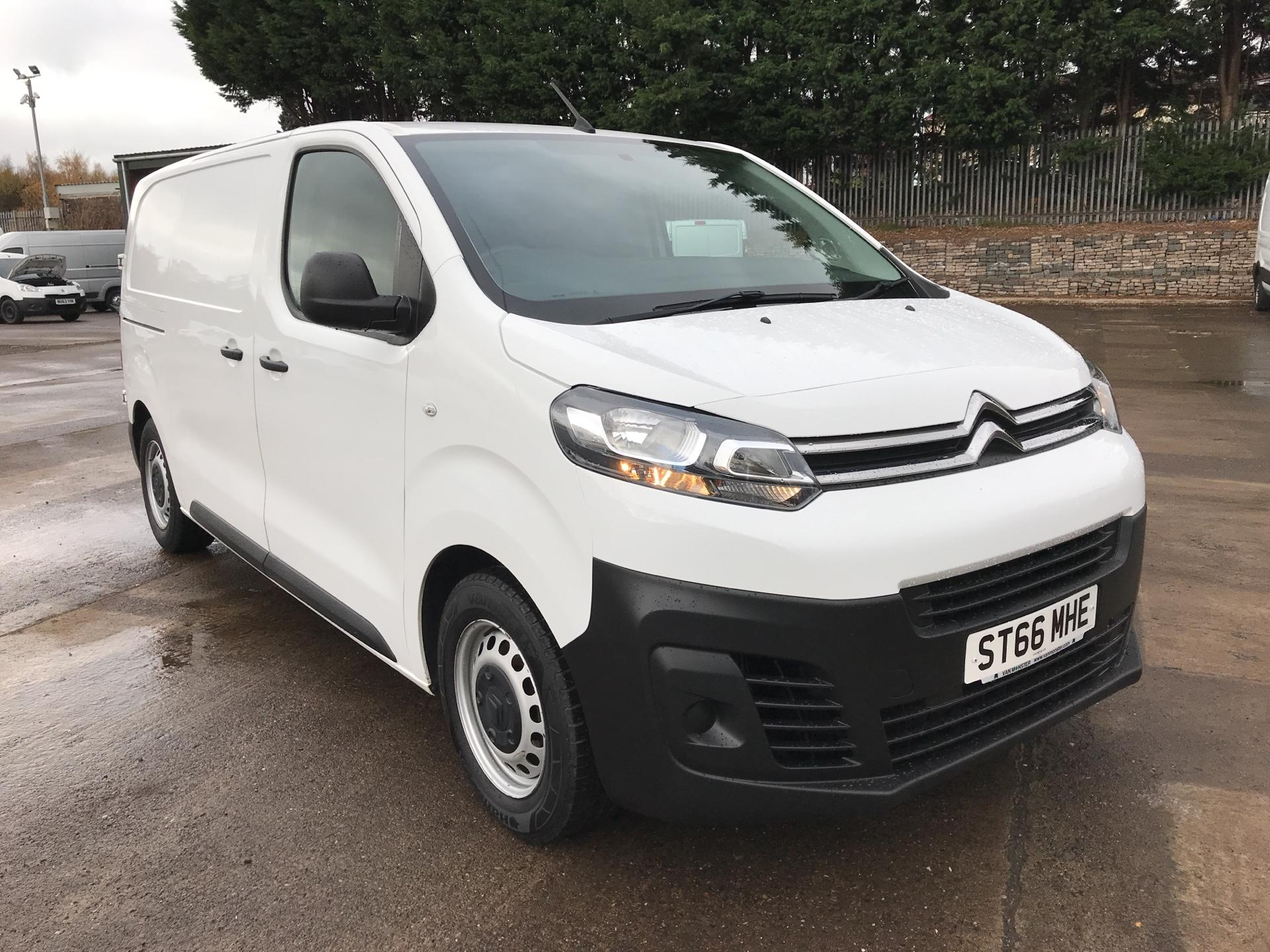 2016 Citroen Dispatch M DIESEL 1000 1.6 BLUEHDI 95PS VAN X EURO 6 (ST66MHE)