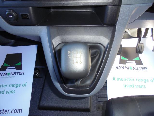 2016 Citroen Dispatch L1 H1 1000 1.6 Bluehdi 115 Van Enterprise Euro 6 (ST66MKN) Image 10