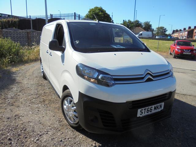 2016 Citroen Dispatch L1 H1 1000 1.6 Bluehdi 115 Van Enterprise Euro 6 (ST66MKN)