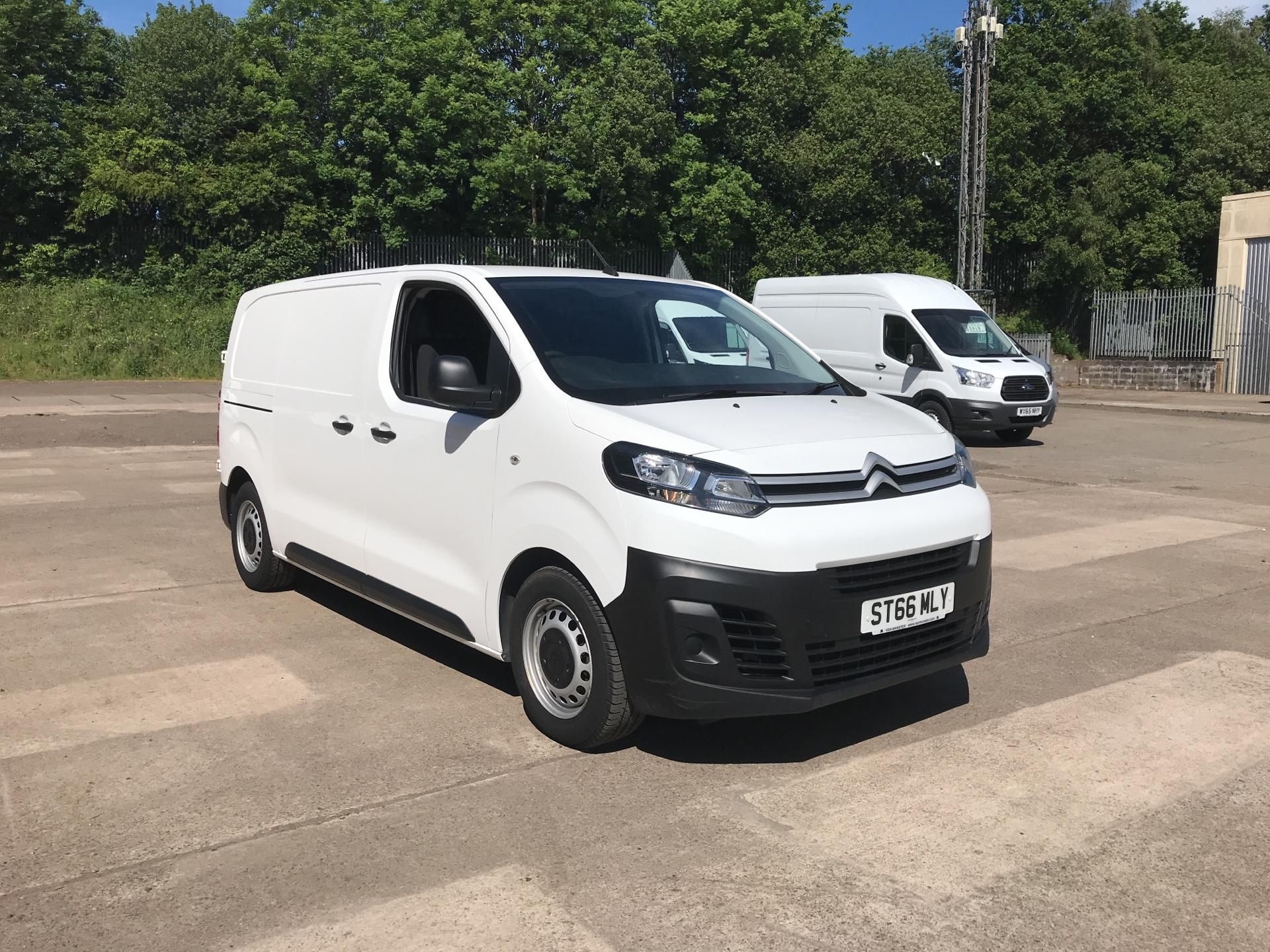 2016 Citroen Dispatch M DIESEL 1000 1.6 BLUEHDI 115PS VAN X EURO 6 (ST66MLY)