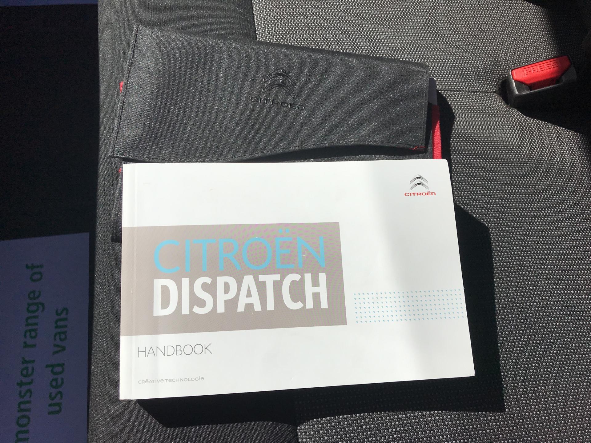 2016 Citroen Dispatch M DIESEL 1000 1.6 BLUEHDI 115PS VAN X EURO 6 (ST66MLY) Image 23