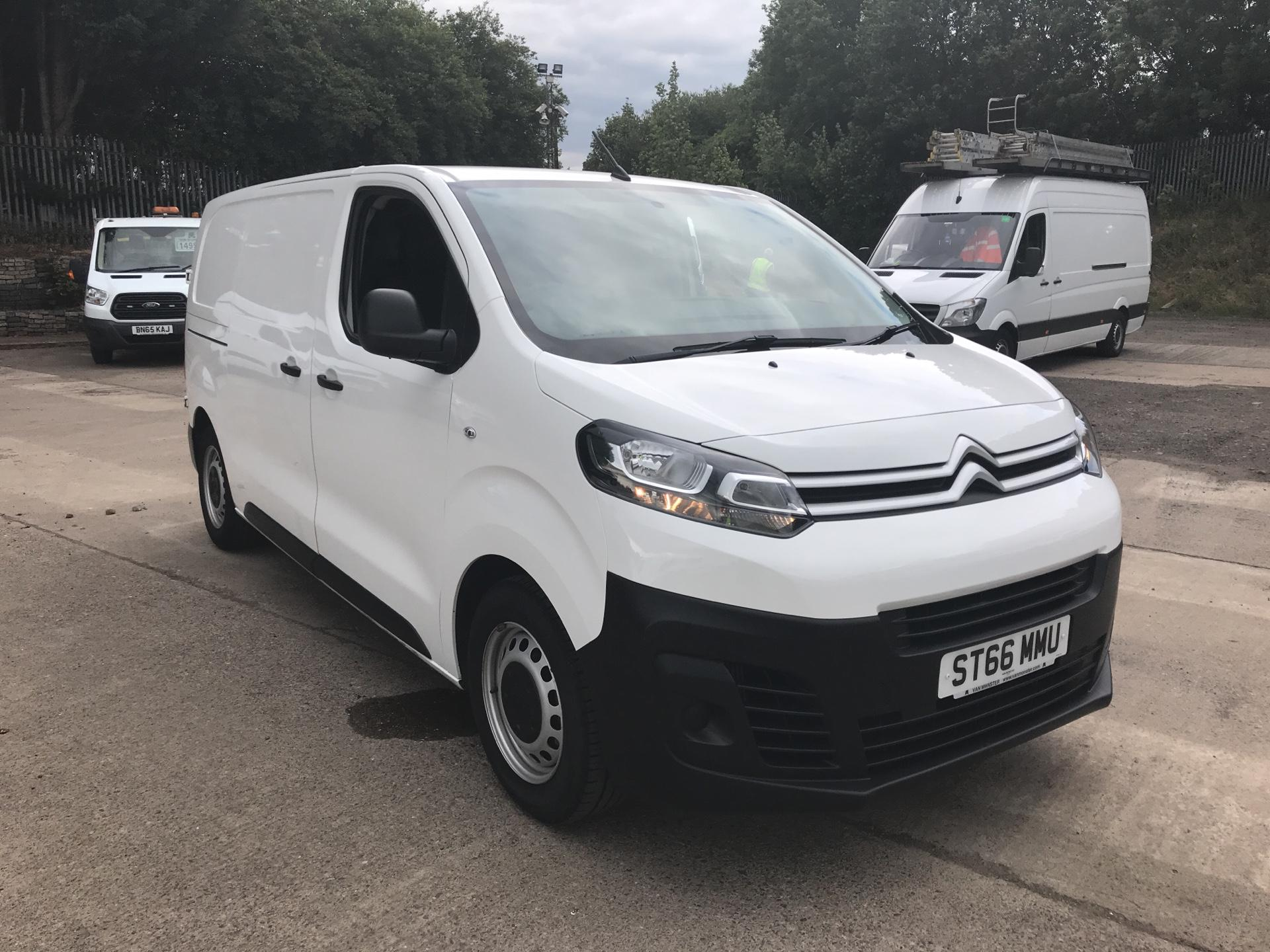 2016 Citroen Dispatch M DIESEL 1000 1.6 BLUEHDI 115PS VAN X EURO 6 (ST66MMU)