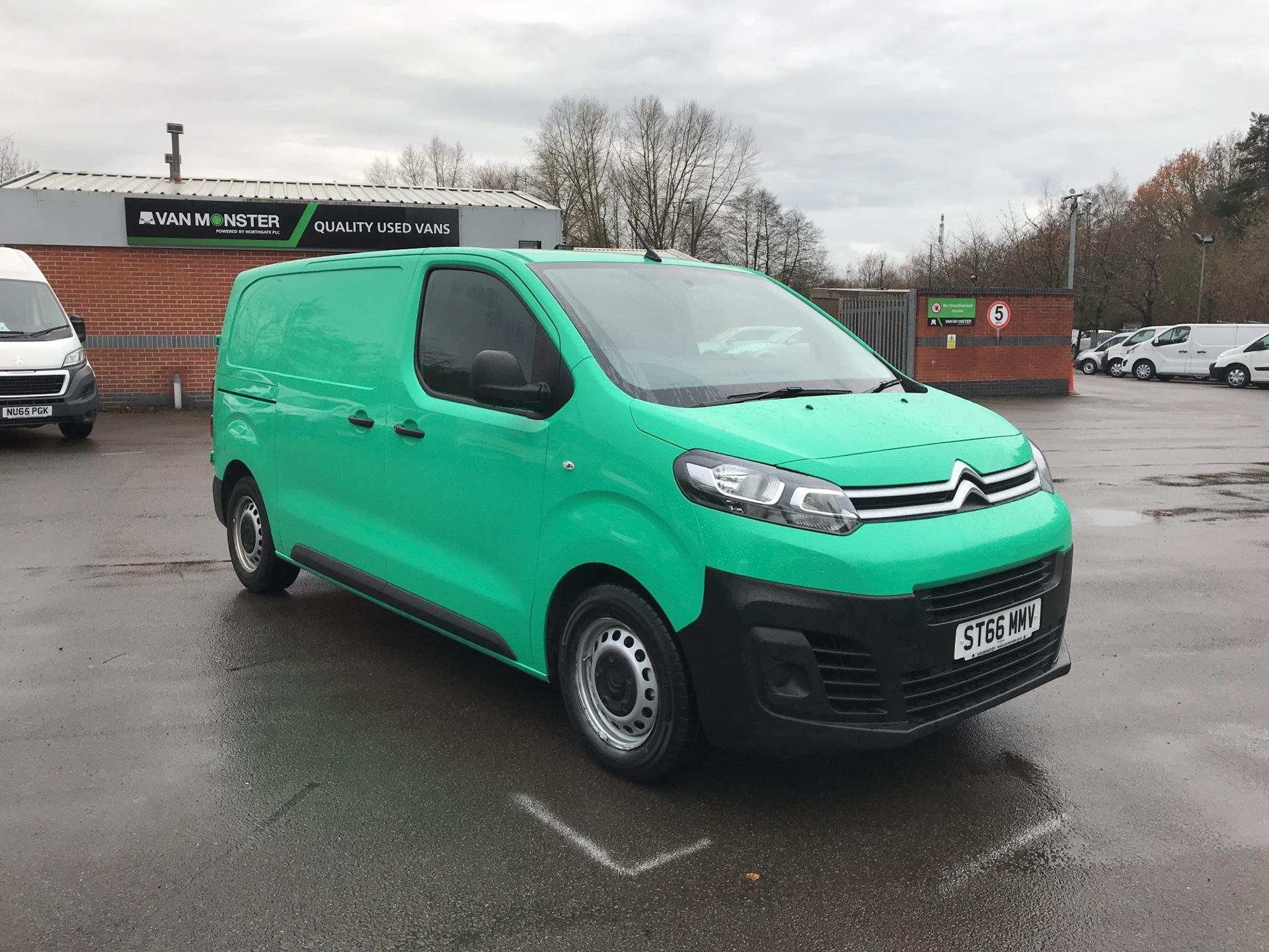 2016 Citroen Dispatch M DIESEL 1000 1.6 BLUEHDI 115 VAN X EURO 6 *VALUE RANGE VEHICLE - CONDITION REFLECTED IN PRICE* (ST66MMV)