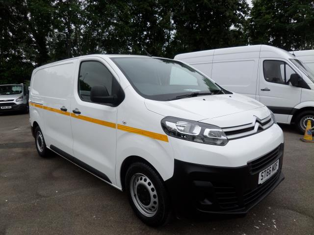 2016 Citroen Dispatch 1000 1.6 Bluehdi 115 Van X EURO 6 (ST66MOF)