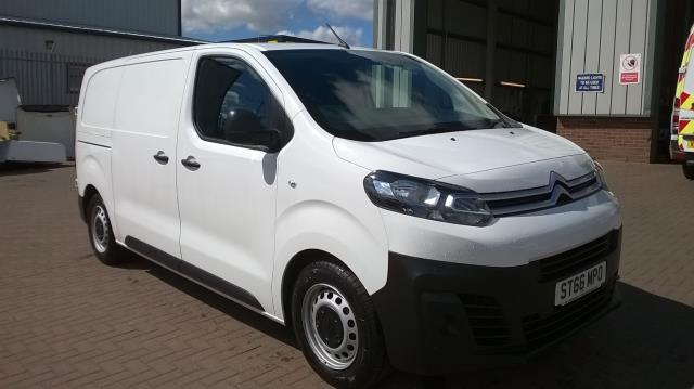 2016 Citroen Dispatch M DIESEL 1000  1.6 BLUEHDI 115 VAN X EURO 6 (ST66MPO)