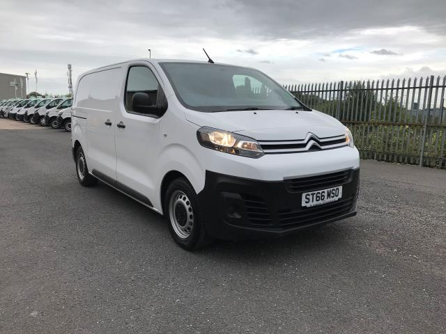 2016 Citroen Dispatch M DIESEL 1000 1.6HDI BLUE 115PS VAN X EURO 6 (ST66MSO)