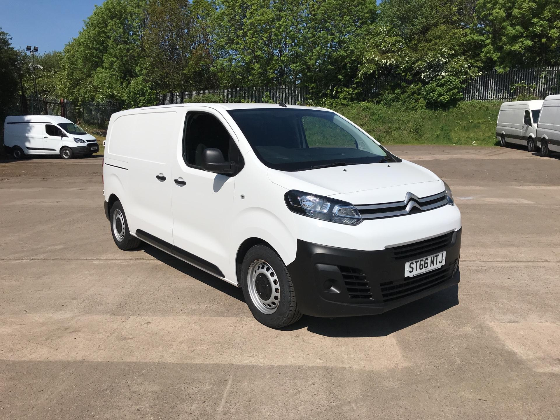 2016 Citroen Dispatch M DIESEL 1000 1.6 BLUEHDI 115PS VAN X EURO 6 (ST66MTJ)