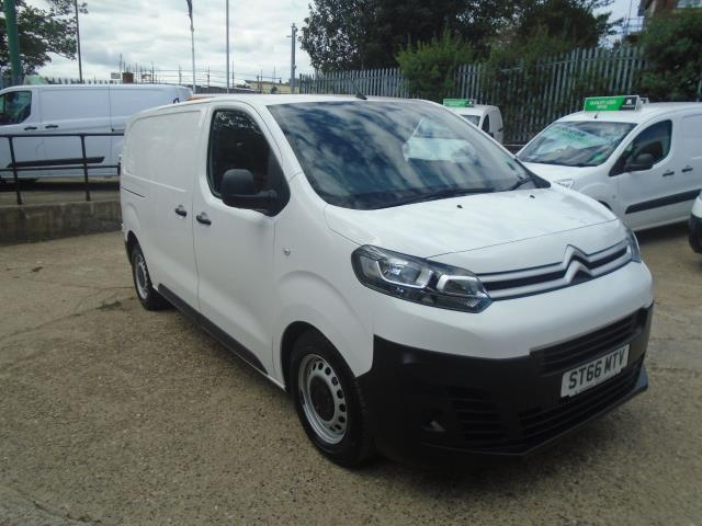 2016 Citroen Dispatch M DIESEL 1000 1.6 BLUEHDI 115PS VAN X EURO 6 (ST66MTV)