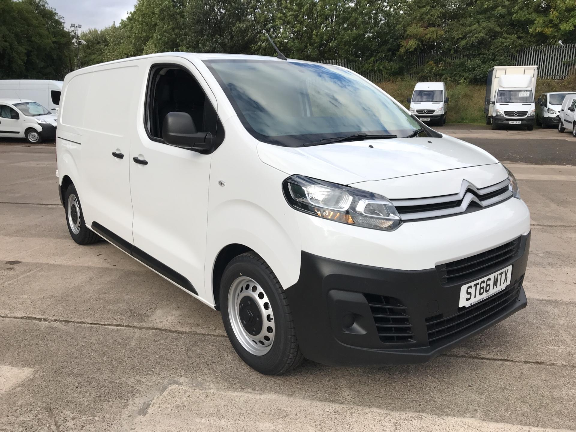 2016 Citroen Dispatch M DIESEL 1000 1.6 BLUEHDI 115PS VAN X EURO 6 (ST66MTX)