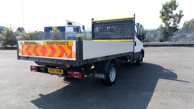 2017 Iveco Daily 2.3 Chassis Cab 3450 Wb (ST67KHM) Image 7