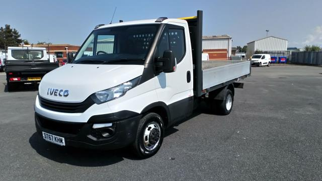 2017 Iveco Daily 2.3 Chassis Cab 3450 Wb (ST67KHM) Image 3
