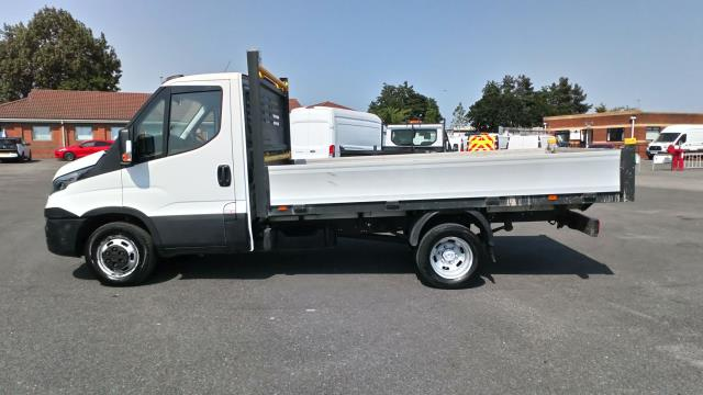 2017 Iveco Daily 2.3 Chassis Cab 3450 Wb (ST67KHM) Image 4