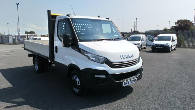 2017 Iveco Daily 2.3 Chassis Cab 3450 Wb (ST67KHM)