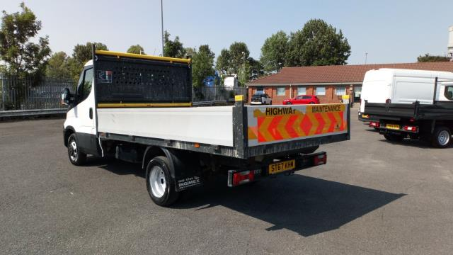 2017 Iveco Daily 2.3 Chassis Cab 3450 Wb (ST67KHM) Image 5