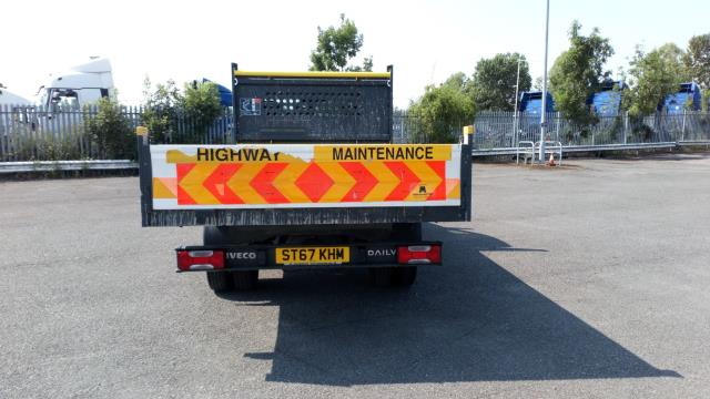 2017 Iveco Daily 2.3 Chassis Cab 3450 Wb (ST67KHM) Image 6
