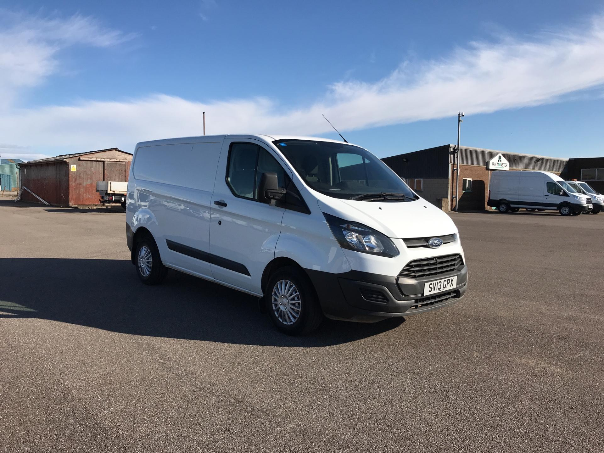 2013 Ford Transit Custom 270 L1 DIESEL FWD 2.2 TDCI 100PS LOW ROOF VAN EURO 5  (SV13GPX)