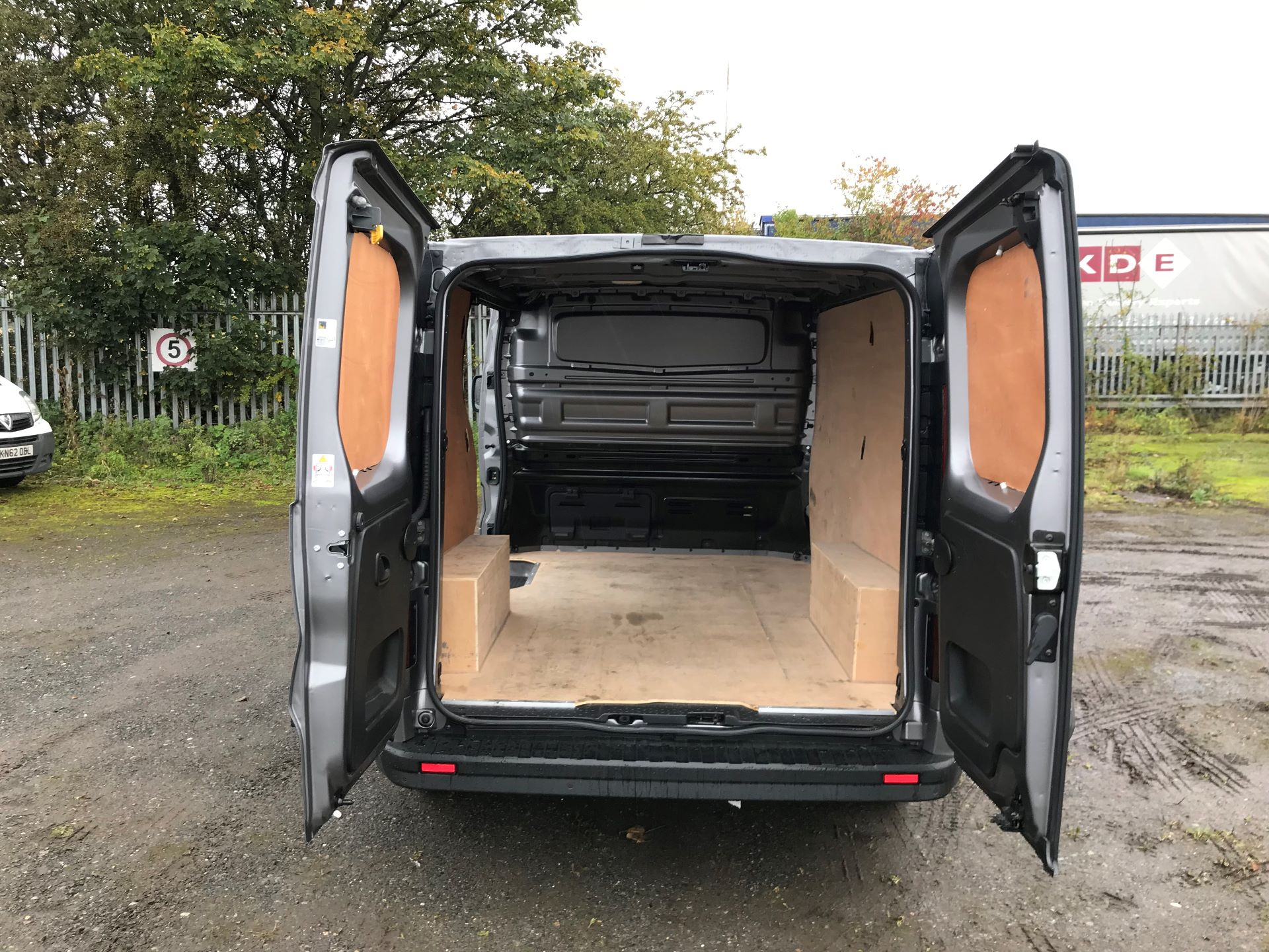 2018 Vauxhall Vivaro 2900 1.6Cdti 120Ps Sportive H1 Van (VA18DJX) Image 15