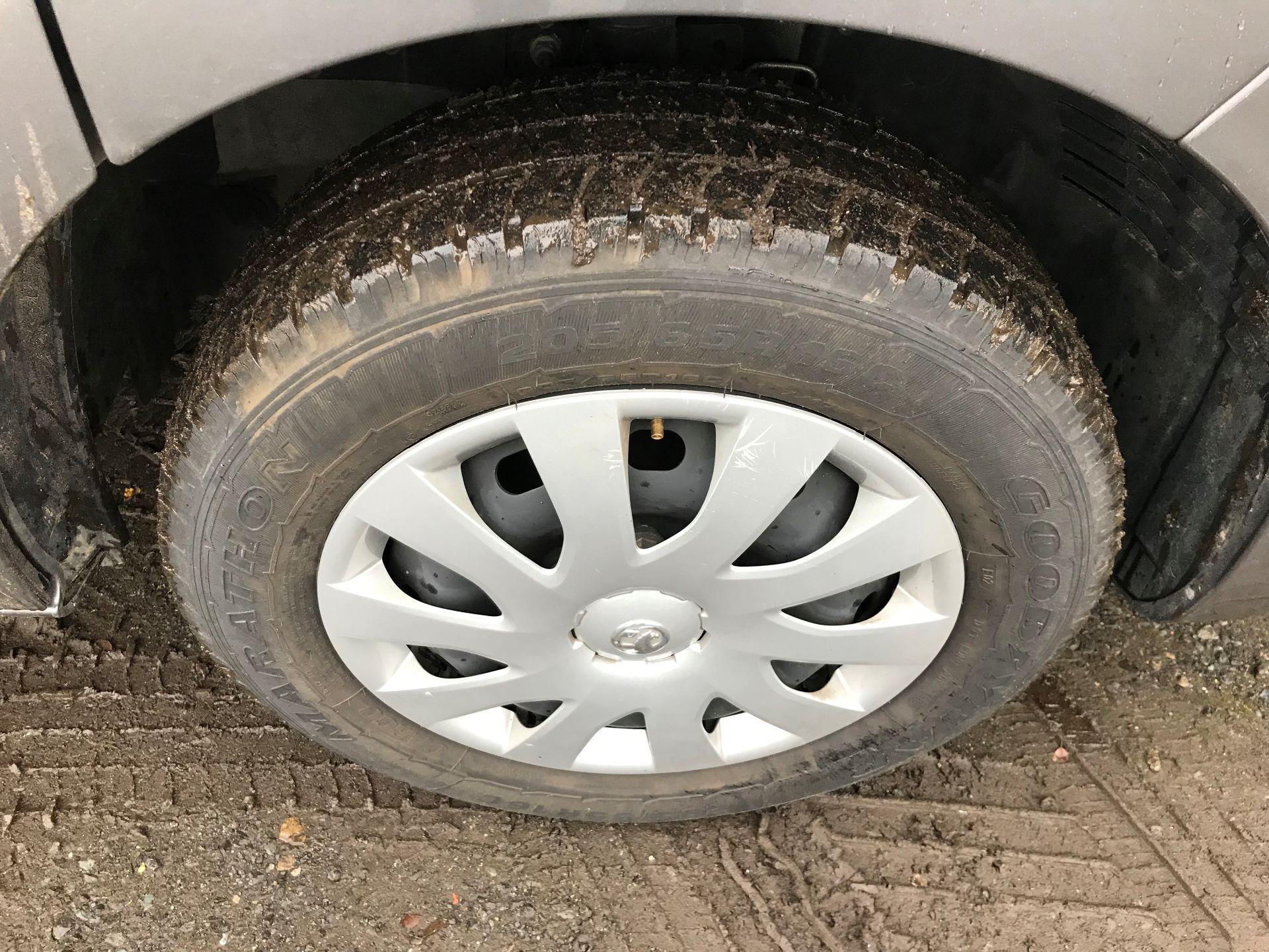 2018 Vauxhall Vivaro 2900 1.6Cdti 120Ps Sportive H1 Van (VA18DJX) Image 9