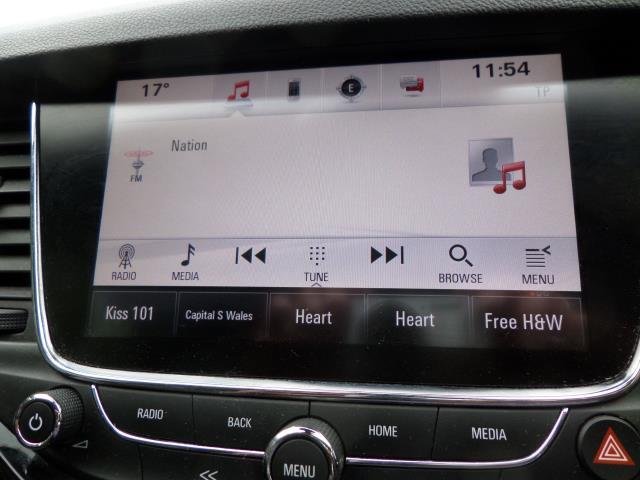 2018 Vauxhall Astra 1.6 Cdti 16V Ecoflex Sri Nav 5Dr (VE18TSV) Image 13