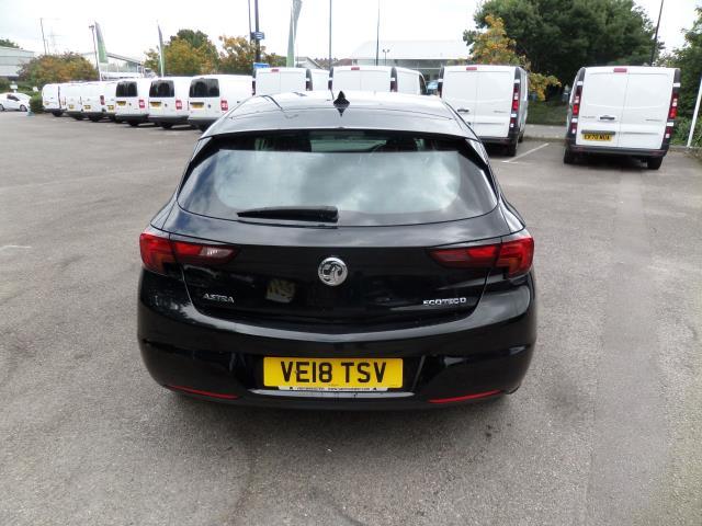 2018 Vauxhall Astra 1.6 Cdti 16V Ecoflex Sri Nav 5Dr (VE18TSV) Image 3
