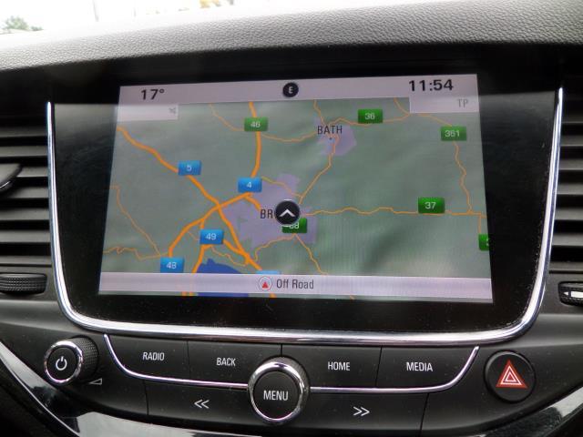 2018 Vauxhall Astra 1.6 Cdti 16V Ecoflex Sri Nav 5Dr (VE18TSV) Image 12