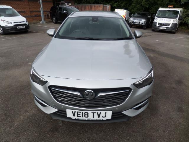 2018 Vauxhall Insignia 2.0 Turbo D Sri Nav 5Dr Estate Euro 6 (VE18TVJ) Image 10