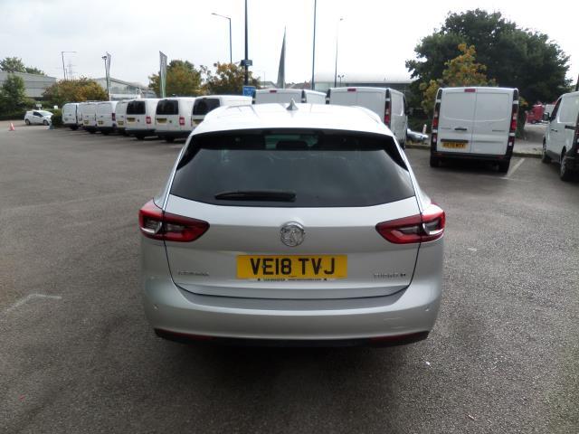 2018 Vauxhall Insignia 2.0 Turbo D Sri Nav 5Dr Estate Euro 6 (VE18TVJ) Image 3