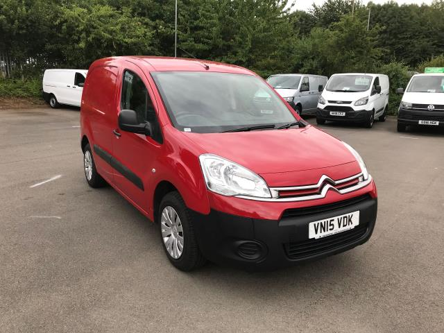 2015 Citroen Berlingo  L1 DIESEL 1.6 HDI 825KG ENTERPRISE 75PS EURO 4/5 (VN15VDK)