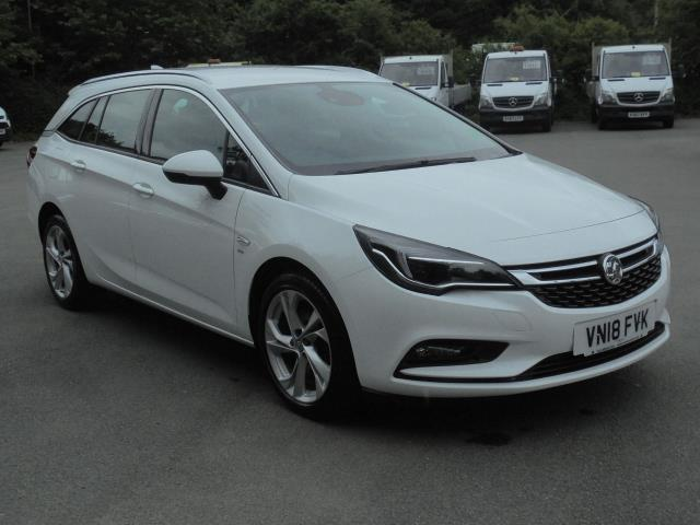 2018 Vauxhall Astra 1.6 Cdti 16V 136 Sri Nav 5Dr (VN18FVK)
