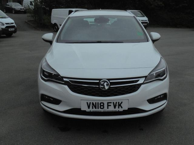 2018 Vauxhall Astra 1.6 Cdti 16V 136 Sri Nav 5Dr (VN18FVK) Image 2