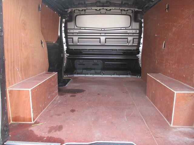 2018 Vauxhall Vivaro L1 H1 2900 1.6 120PS SPORTIVE EURO 6. AIR CON. SAT NAV (VN67URW) Image 12