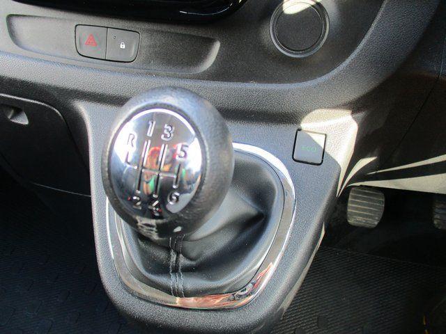 2018 Vauxhall Vivaro L1 H1 2900 1.6 120PS SPORTIVE EURO 6. AIR CON. SAT NAV (VN67URW) Image 16