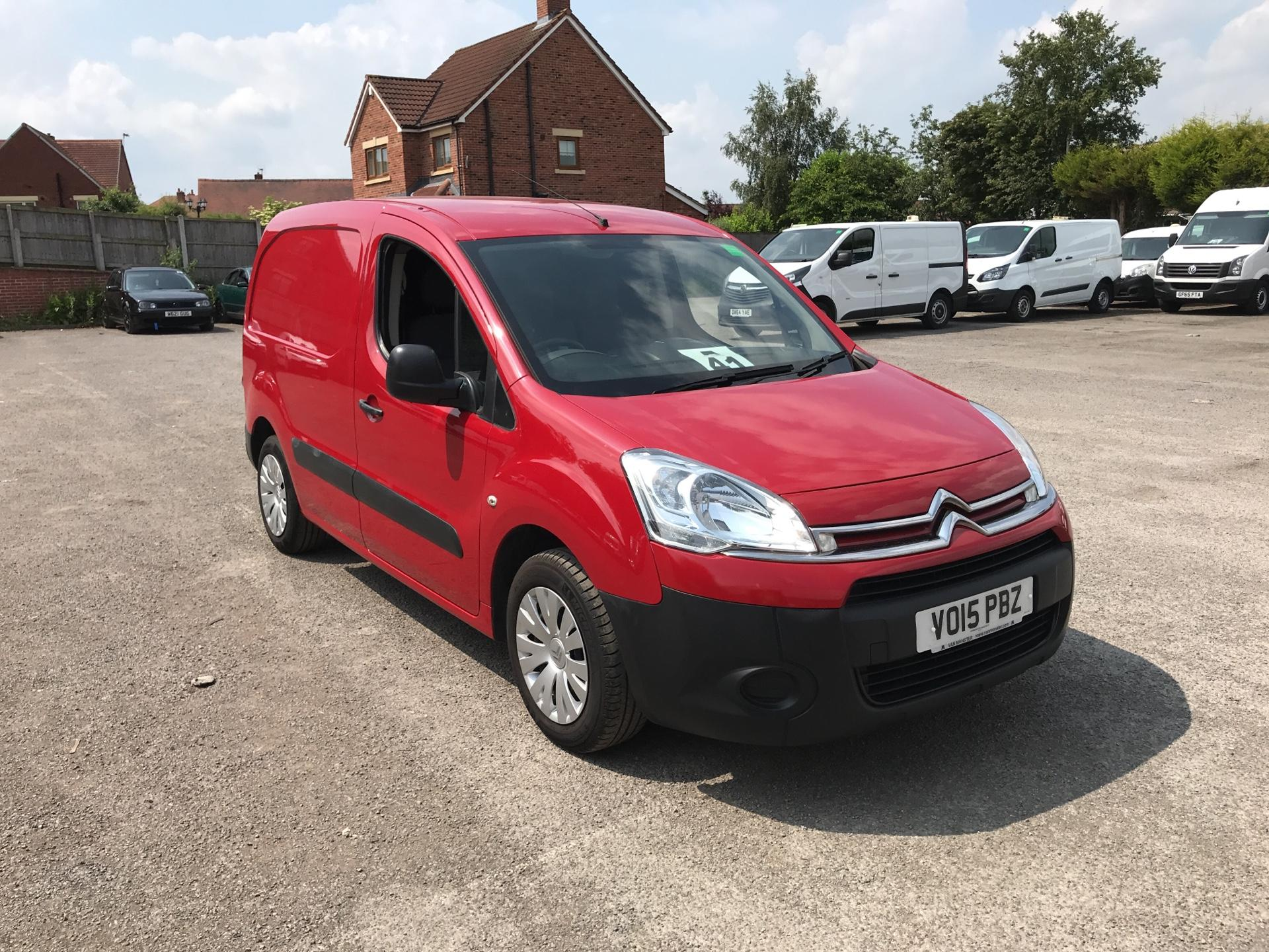 2015 Citroen Berlingo L1 1.6 Hdi 625Kg Enterprise 75Ps (VO15PBZ)