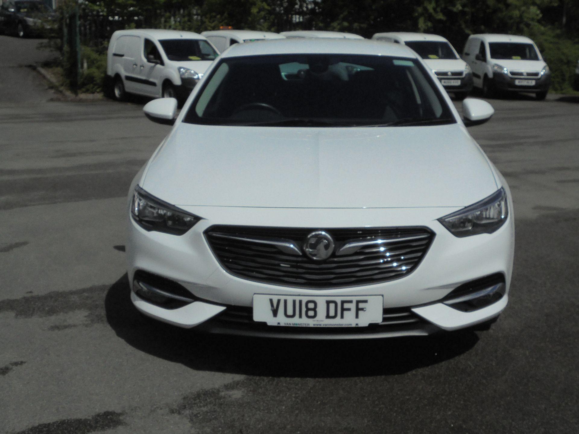 2018 Vauxhall Insignia Grand Sport 1.6 Turbo D Ecotec [136] Sri Nav 5Dr (VU18DFF) Image 2