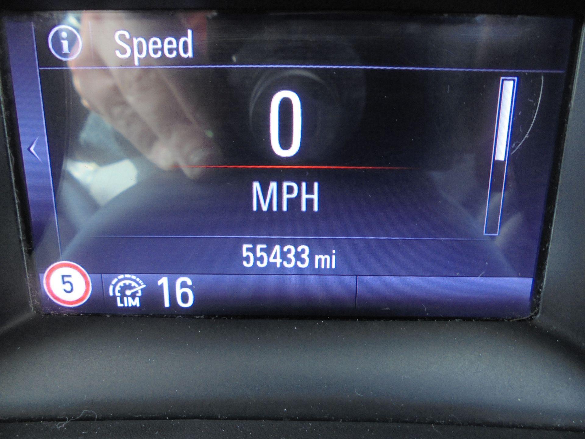 2018 Vauxhall Insignia Grand Sport 1.6 Turbo D Ecotec [136] Sri Nav 5Dr (VU18DFF) Image 13