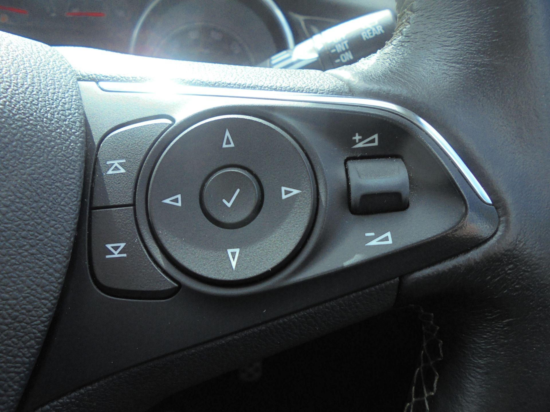 2018 Vauxhall Insignia Grand Sport 1.6 Turbo D Ecotec [136] Sri Nav 5Dr (VU18DFF) Image 15
