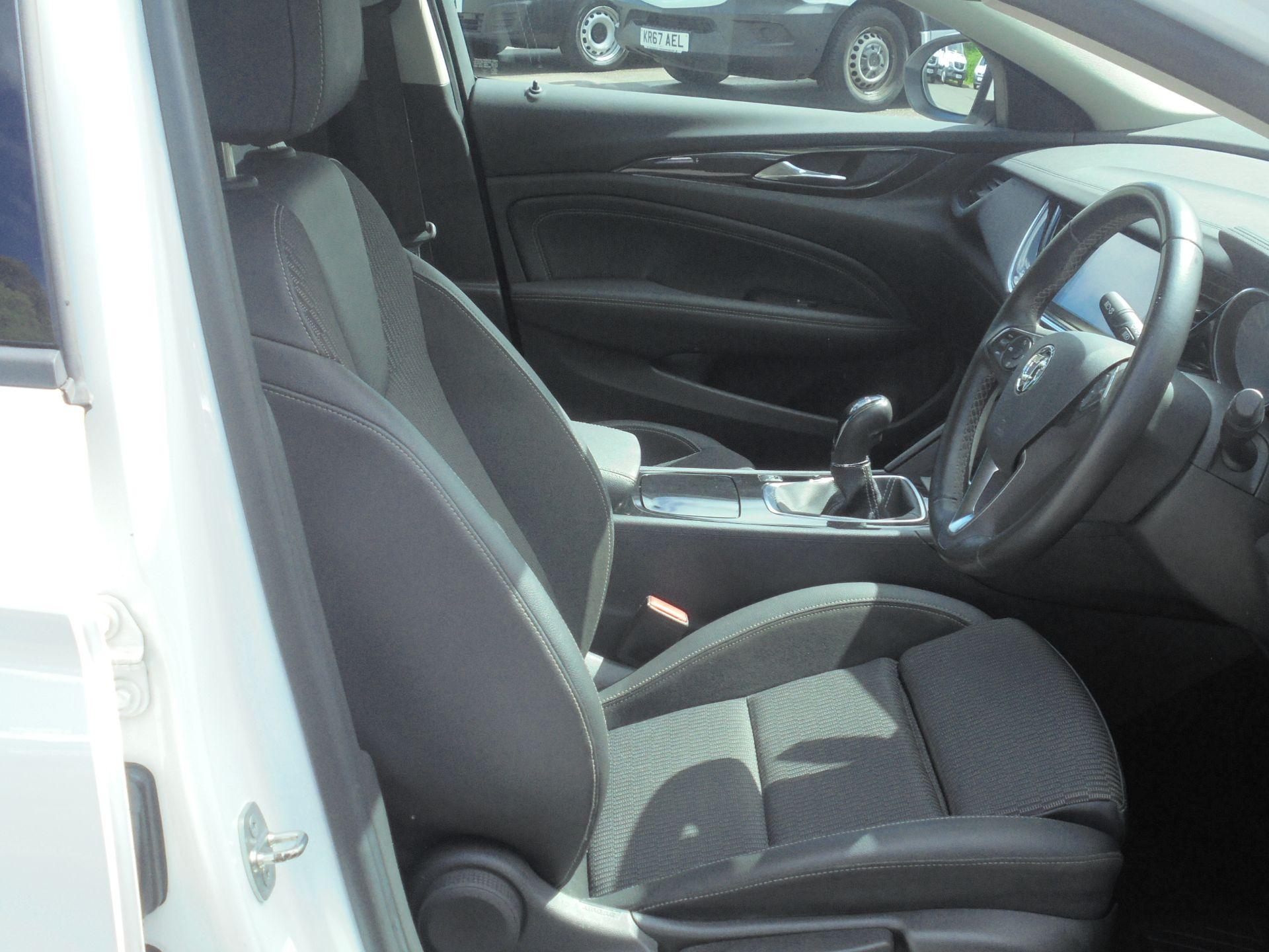 2018 Vauxhall Insignia Grand Sport 1.6 Turbo D Ecotec [136] Sri Nav 5Dr (VU18DFF) Image 12