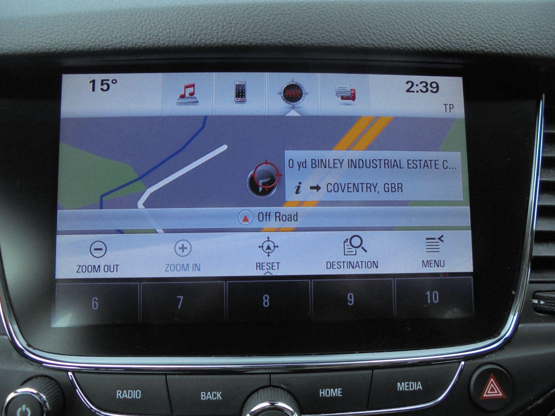 2018 Vauxhall Astra Sports Tourer 1.6 Cdti 16V 136 Sri Nav 5Dr (VU18DFJ) Image 16