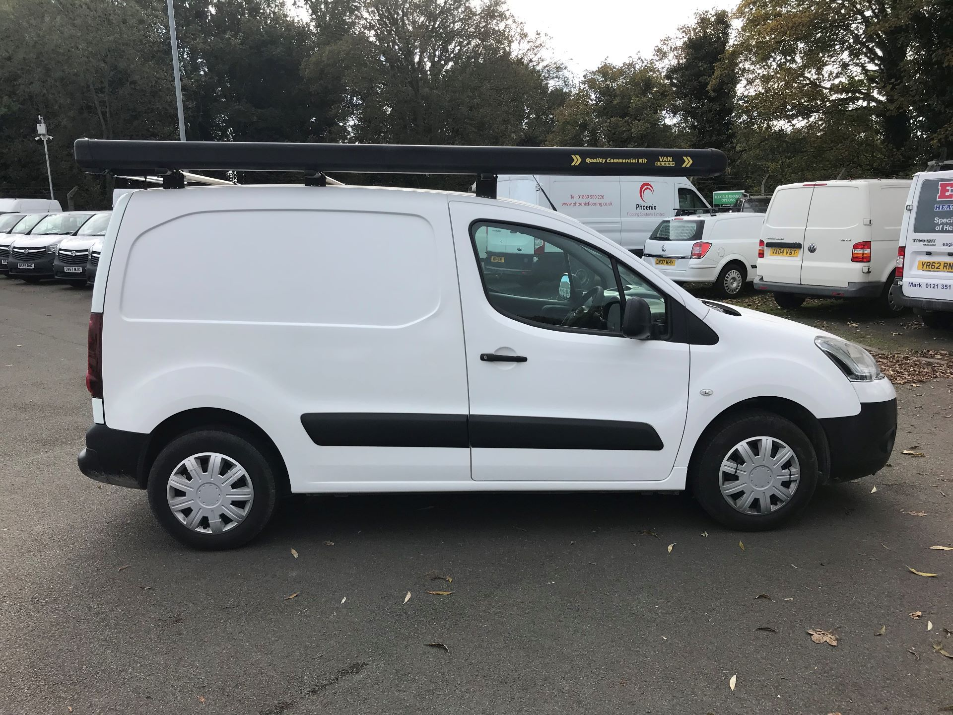 2013 Citroen Berlingo  L1 DIESEL 1.6 HDI 850KG ENTERPRISE 90PS EURO 4/5 (VU63PNX) Image 8
