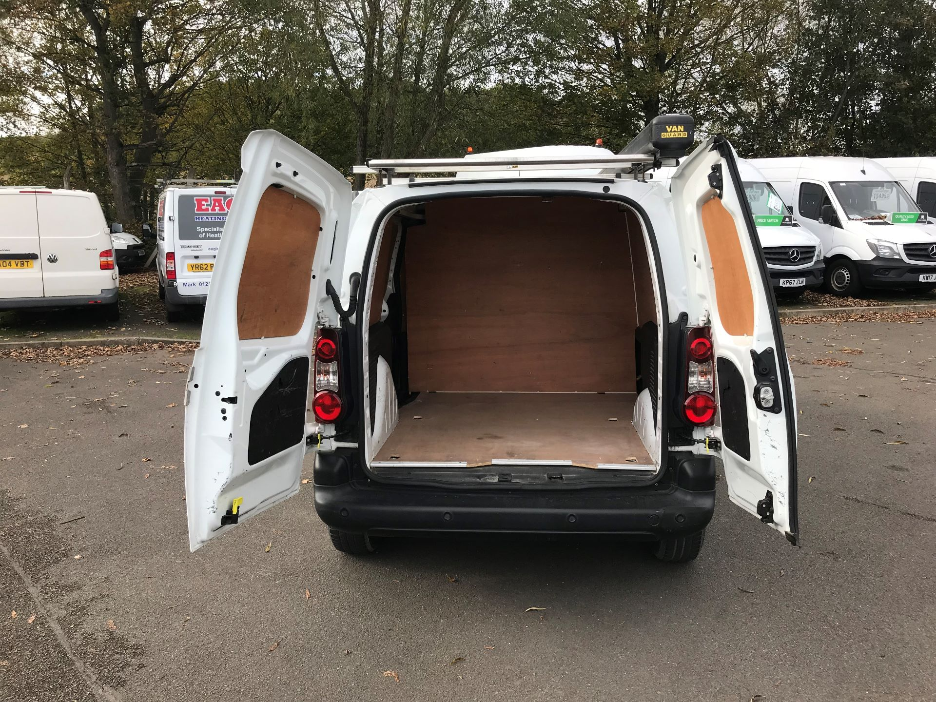 2013 Citroen Berlingo  L1 DIESEL 1.6 HDI 850KG ENTERPRISE 90PS EURO 4/5 (VU63PNX) Image 7