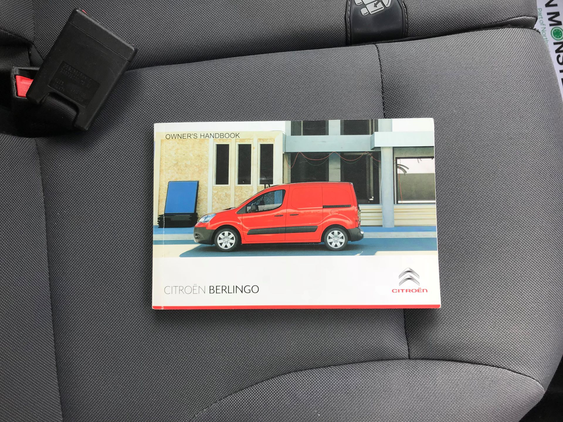 2013 Citroen Berlingo  L1 DIESEL 1.6 HDI 850KG ENTERPRISE 90PS EURO 4/5 (VU63PNX) Image 26