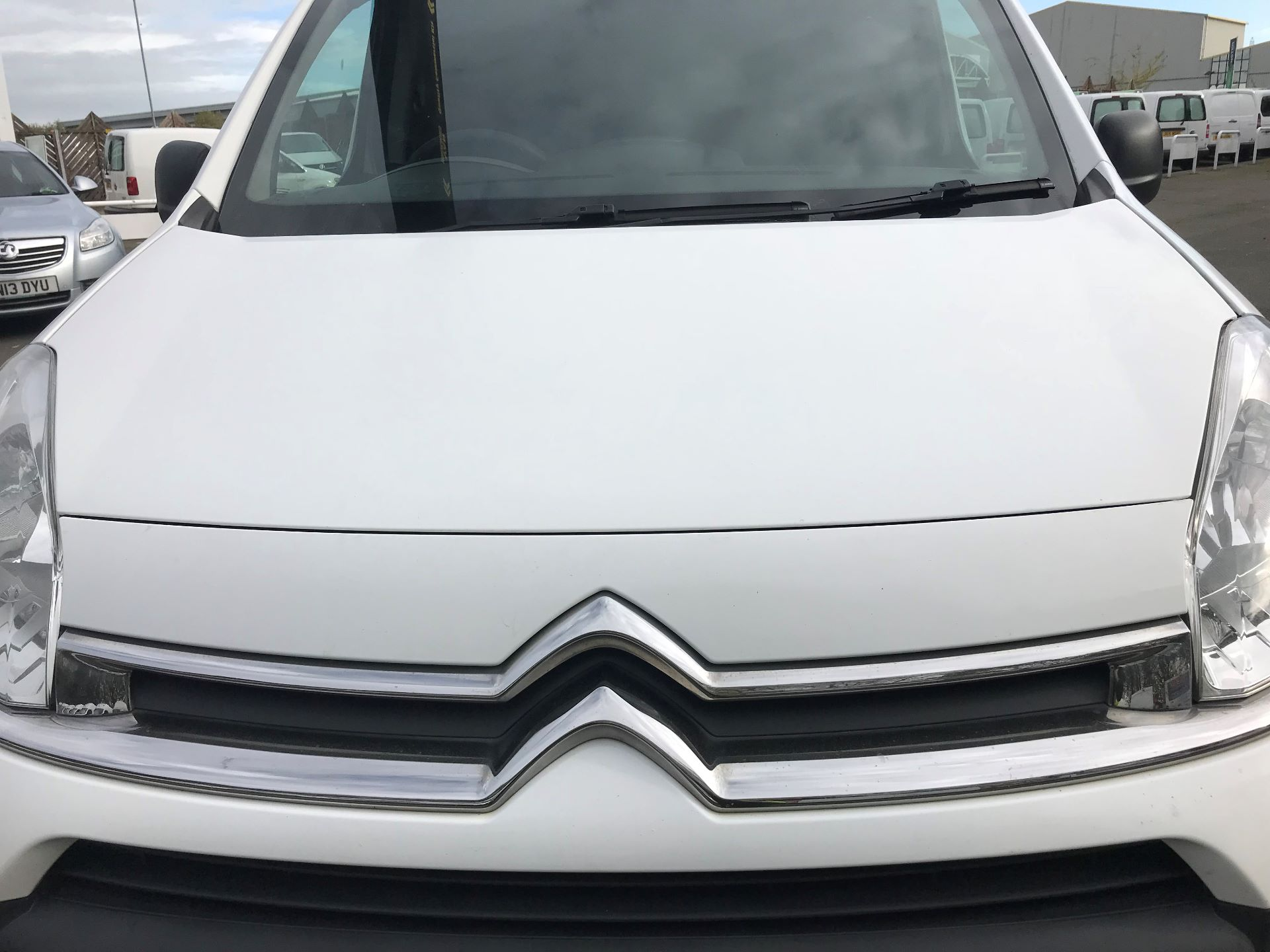 2013 Citroen Berlingo  L1 DIESEL 1.6 HDI 850KG ENTERPRISE 90PS EURO 4/5 (VU63PNX) Image 12