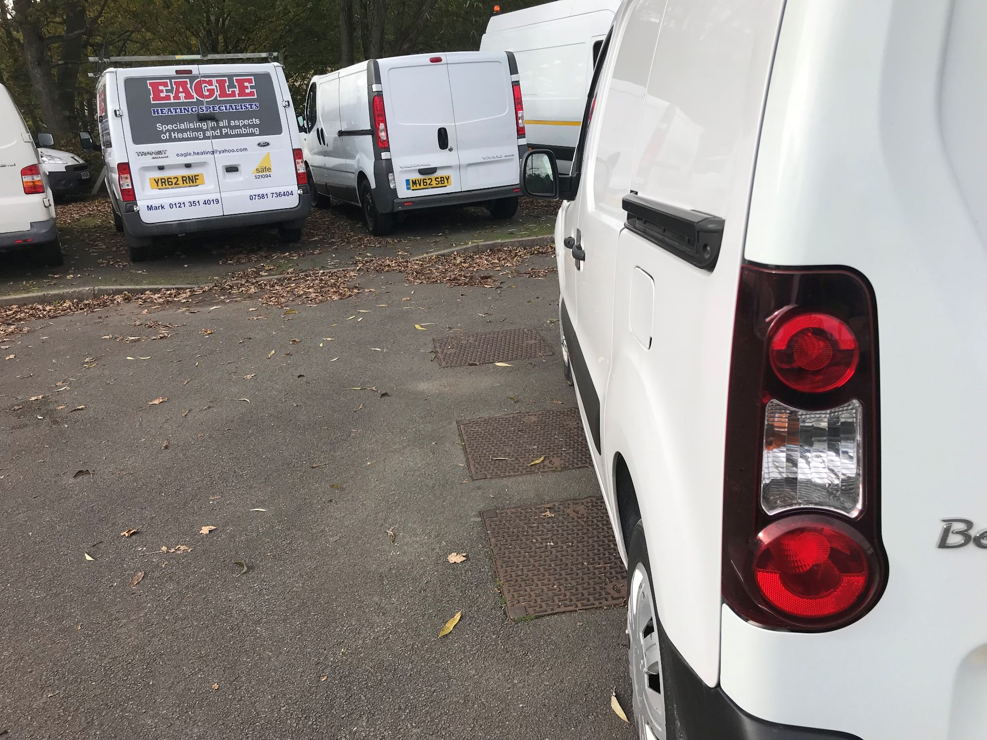 2013 Citroen Berlingo  L1 DIESEL 1.6 HDI 850KG ENTERPRISE 90PS EURO 4/5 (VU63PNX) Image 13