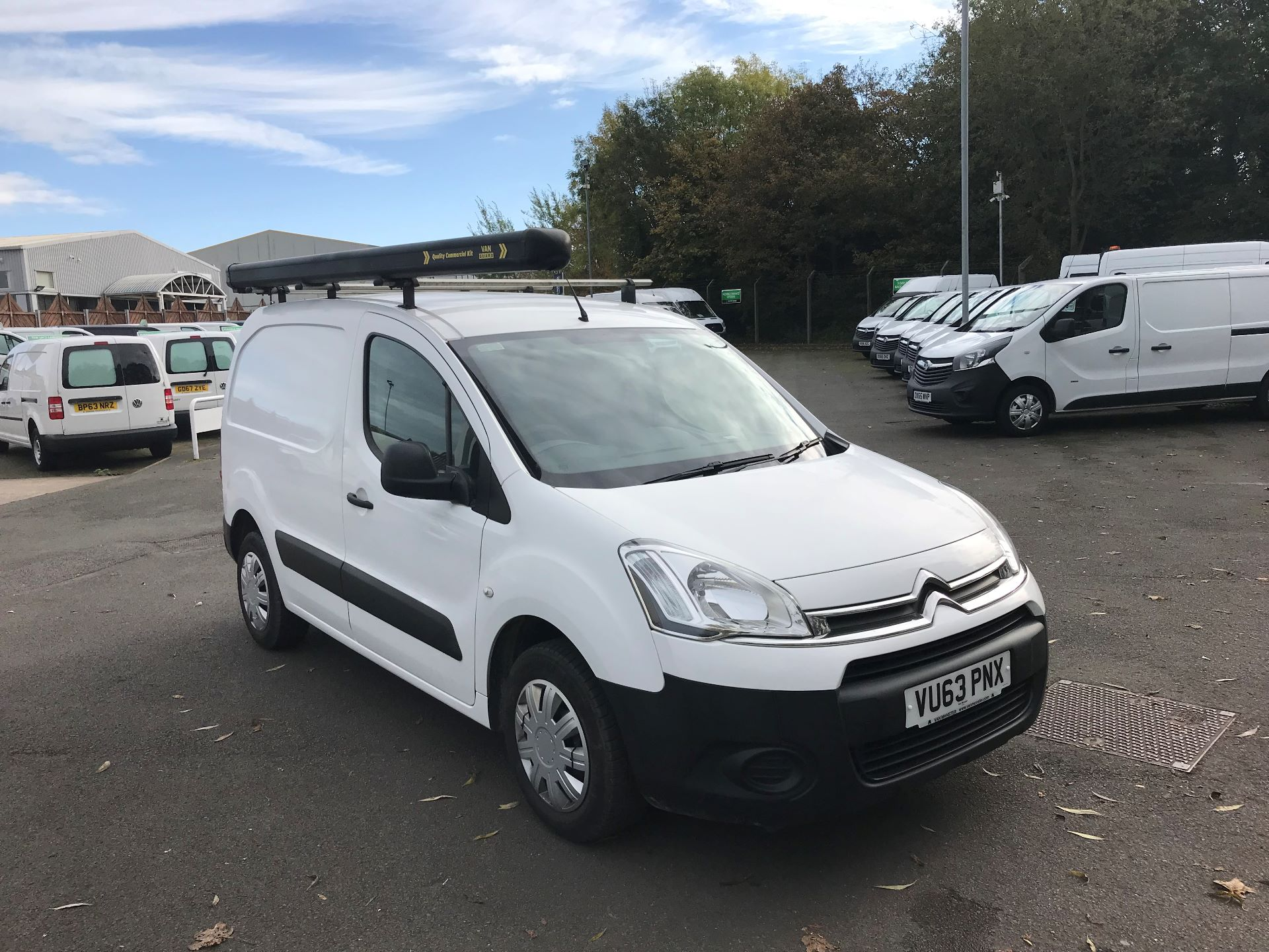 2013 Citroen Berlingo  L1 DIESEL 1.6 HDI 850KG ENTERPRISE 90PS EURO 4/5 (VU63PNX)